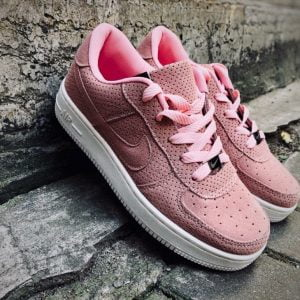 Кеды Nike Air Force розовые