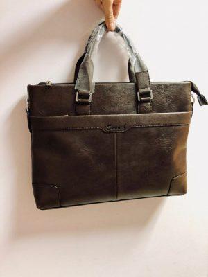 Женская сумка темно-коричневая S1