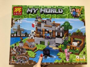 Конструктор LELE My WORLD No.33191