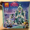 Конструктор LELE Happy Princess 37016 Ледяной замок Эльзы