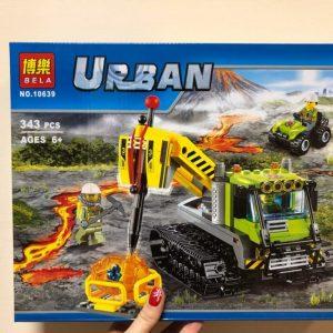 Конструктор Bela Urban 10639 Вездеход