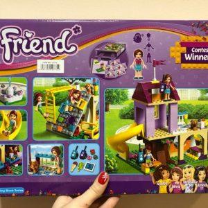 Конструктор LELE Friends 10774 Игровая площадка