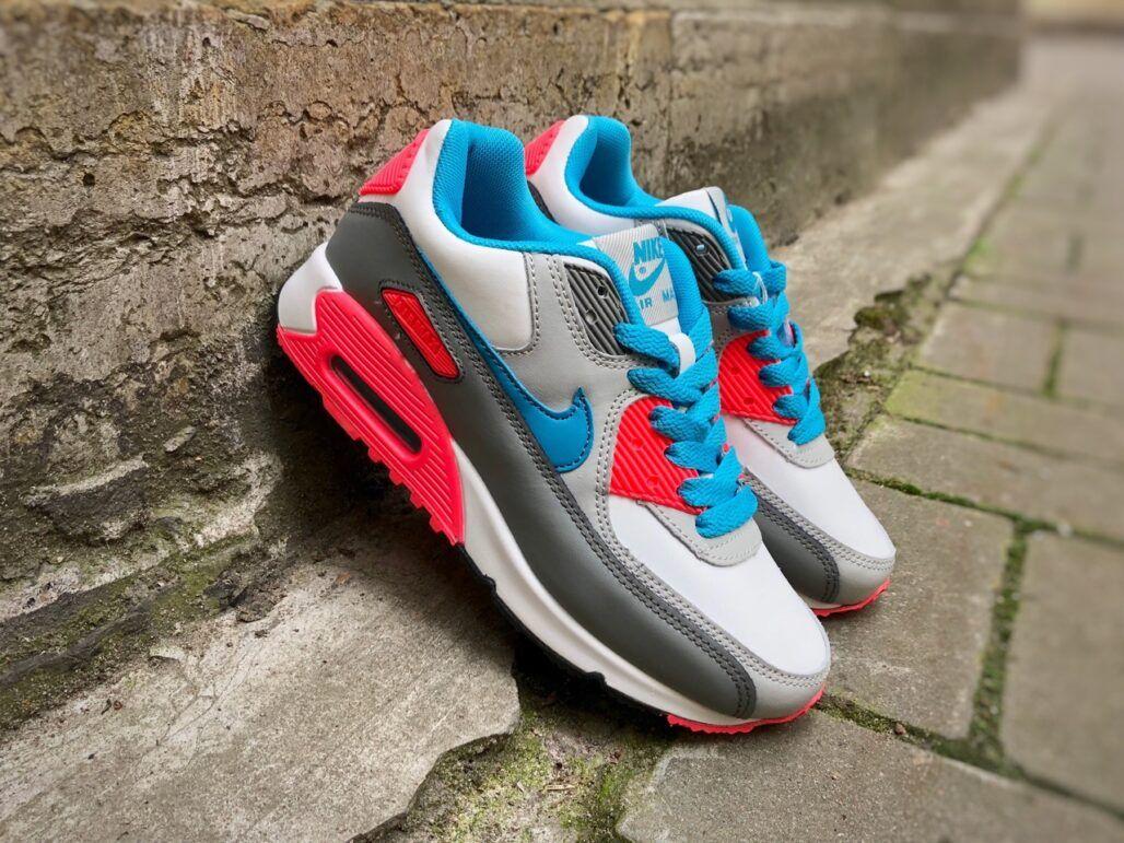 8a99e071 Кроссовки Nike Air Max 90 цветные Disco - Room78