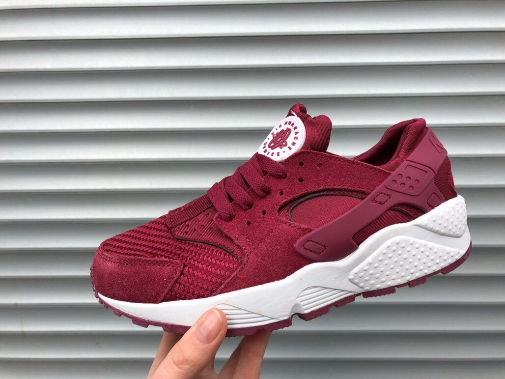 e0bf1a20 Кроссовки Nike Air Huarache бордовые, размеры 36-41 - Room78