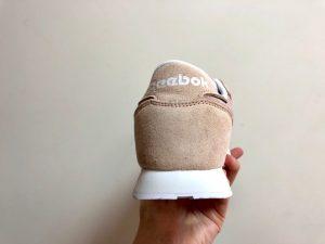 Кроссовки Reebok Classic пудровые
