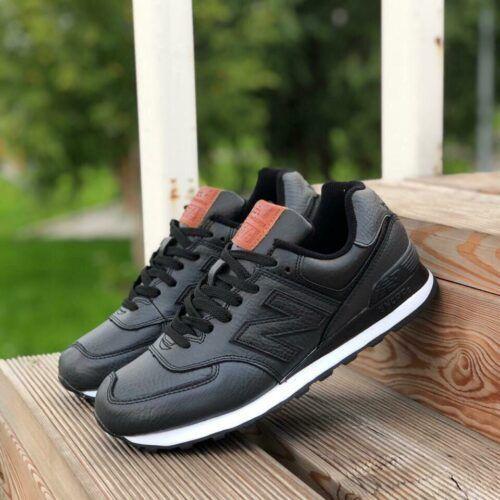 Кроссовки new Balance черные