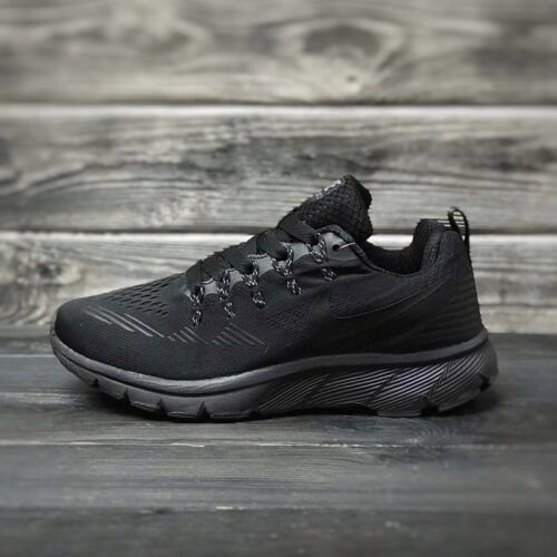 кроссовки мужские Nike черные летние
