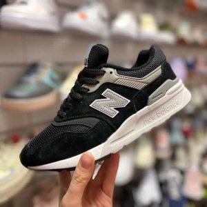 Кроссовки Нью Баланс 997 черные с серым