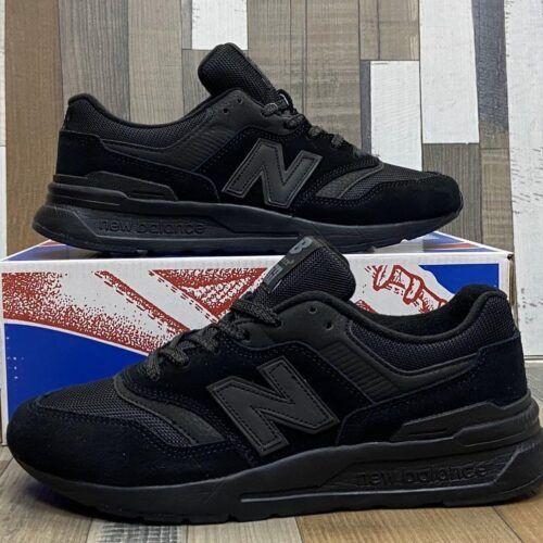 черные мужские кроссовки NB 997 СПб