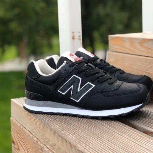 черные кроссовки мужские New Balance