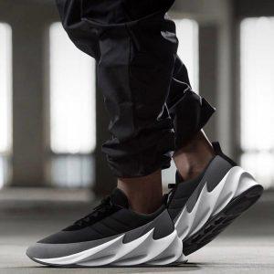 Кроссовки Adidas Sharks черные