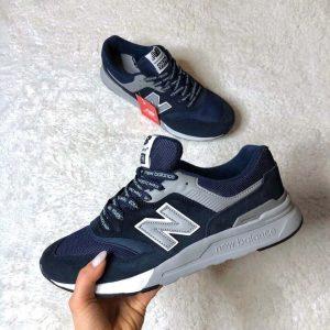 Кроссовки New Balance 997 синие 2
