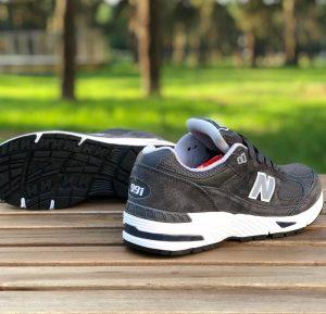 Кроссовки New Balance 991 серые