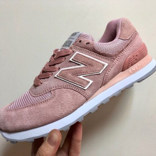 Жнеские кроссовки Нью Баланс розовые