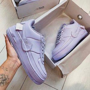 Кроссовки Nike WMNS Air Force 1 Jester XX Лаванда