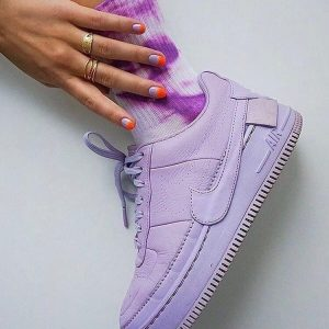 Кроссовки Nike WMNS Air Force 1 Jester XX Лаванда