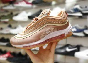 кроссовки Nike Air Max 97 розовые
