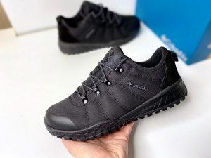 Кроссовки Columbia Гортекс черные