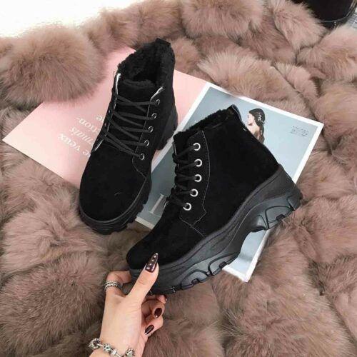 Зимние женские ботинки Megger