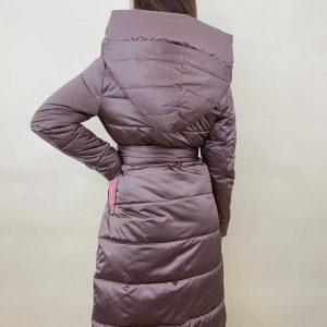Зимняя куртка женская Эсмеральда капучино