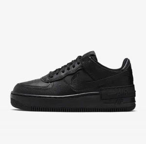 Кроссовки Nike Air Force 1 Shadow black