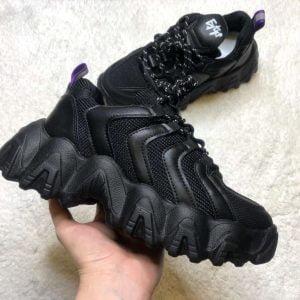 Кроссовки Eytys Halo черные