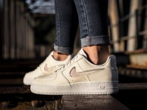 Кроссовки Nike Air Force 1 Jelli Puff