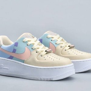 Кроссовки Nike Air Force sage low LX ice-cream