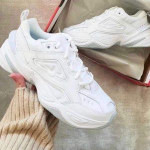 Кроссовки Nike M2K Tekno белые