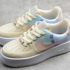 Кроссовки Nike Air Force sage low LX ice-cream