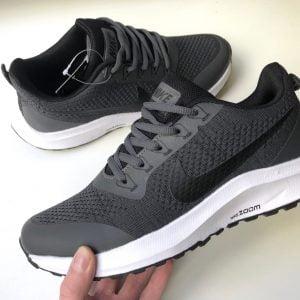 Кроссовки Nike Zoom темно-серые