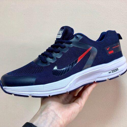 Кроссовки Nike Zoom летние синие