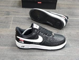 """Кроссовки Nike Air Force 1""""07 Supreme North Face"""