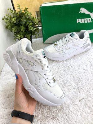 Кроссовки Puma Trinomic белые