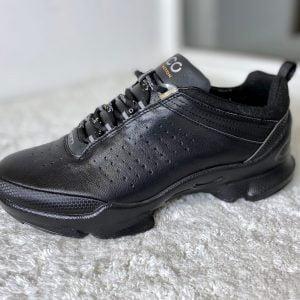 Кроссовки мужские ECCO BIOM FJUEL черные