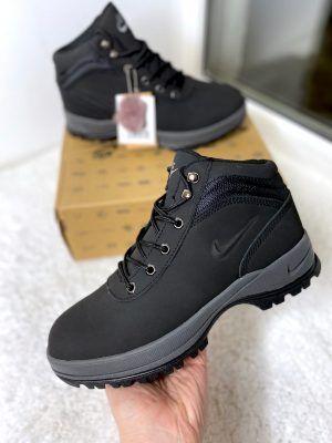 Зимние ботинки Nike с натуральным мехом