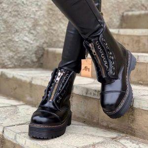 Ботинки женские  Doctor Martens Sinclair с мехом