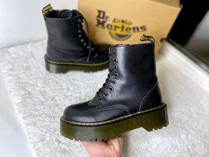 Сапоги женские  Doctor Martens черные