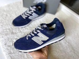 Кроссовки New Balance 996 синие Блюз