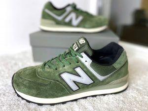 Кроссовки New Balance 574 Green New