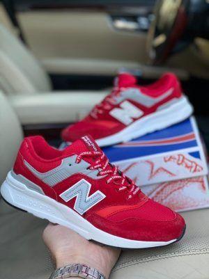 Кроссовки New Balance 997 красные