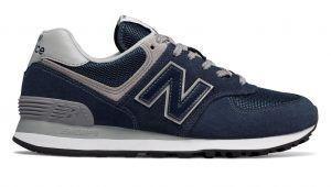 Кроссовки New Balance 574 синие Питер