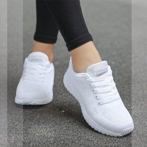 Сетчатые кроссовки