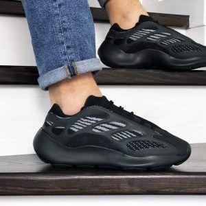 Кроссовки Adidas Yeezy 700 V3 Alvan черные