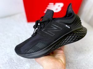 Кроссовки New Balance Fresh Foam Roav black