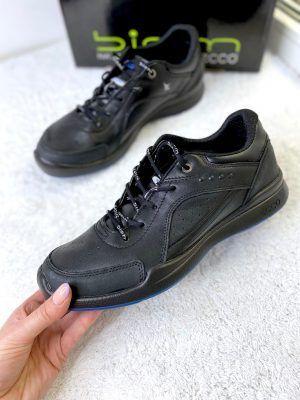 Кроссовки мужские Ecco Biom Natural Motion черные