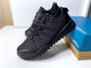 Кроссовки Columbia черные
