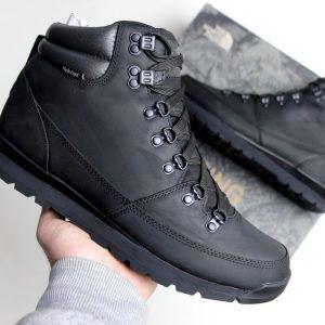 Ботинки The North Face черные